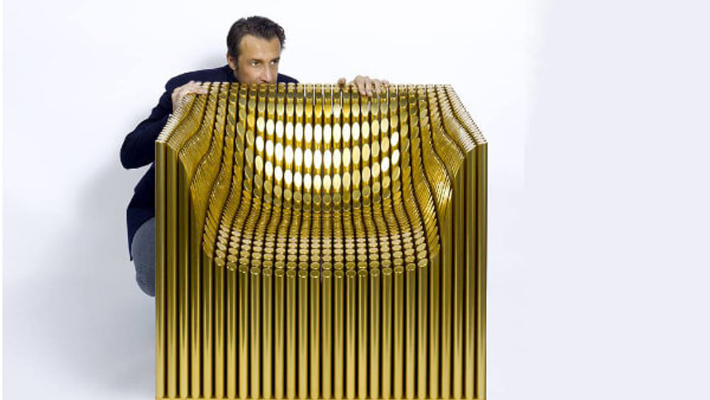 Carlo colombo ambasciatore del design italiano nel mondo for Carlo colombo